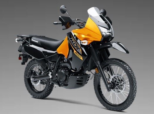 KLR 650 – The Exhaust Notes Blog