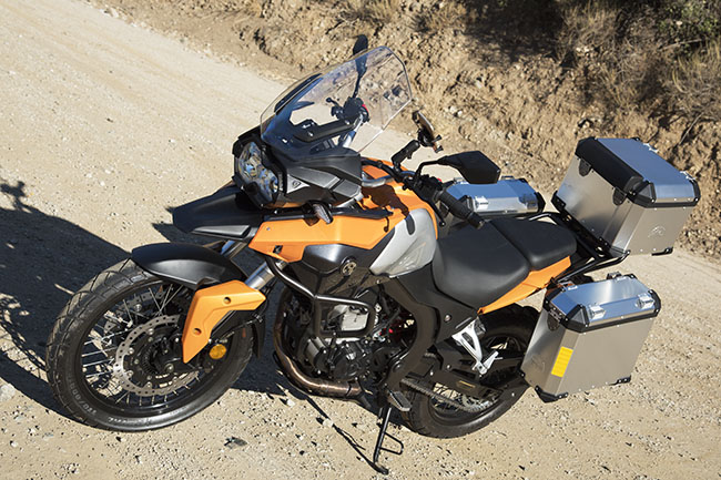 The Question: An RX4 or a KLR? – The Exhaust Notes Blog